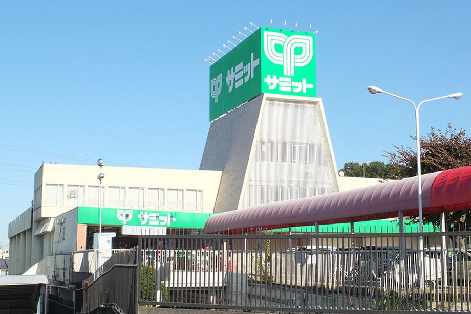 サミットストア太田窪店